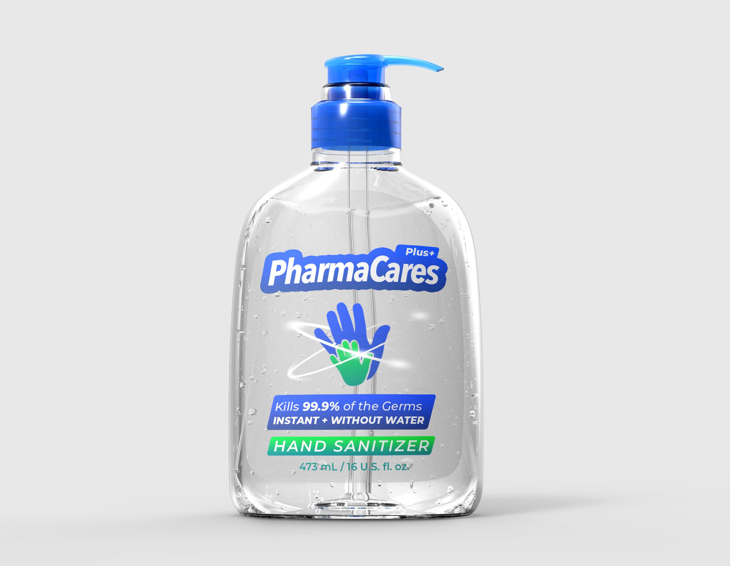 PharmaCares Hand Sanitizer